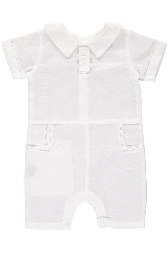 Baby Boys Formal Shortall - Summer Outfit [product_tags] - Carriage Boutique