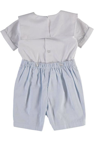 Carriage Boutique Boys Shirt and Shorts Set - Easter