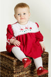 Reindeer Long Sleeve Dress