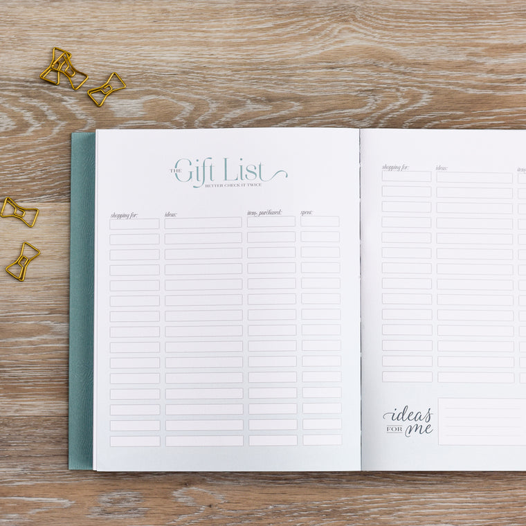 2018 Goal Setting Planner Includes Extras
