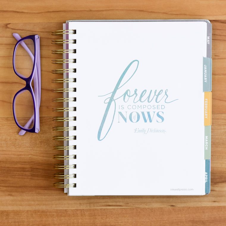 2018 Planner for Busy Moms Helps to Find Balance