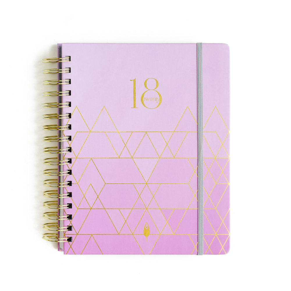 Weekly Planner for Women in a Vertical Layout