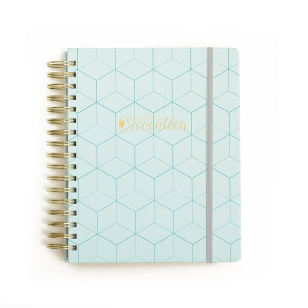 Weekly Planner for busy moms in Horizontal Layout