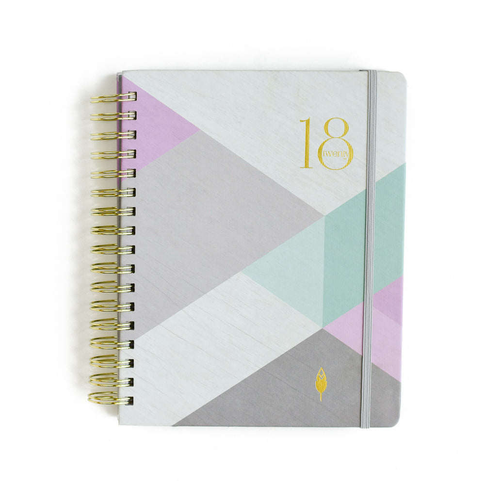 Weekly Planner for Women in Horizontal Layout