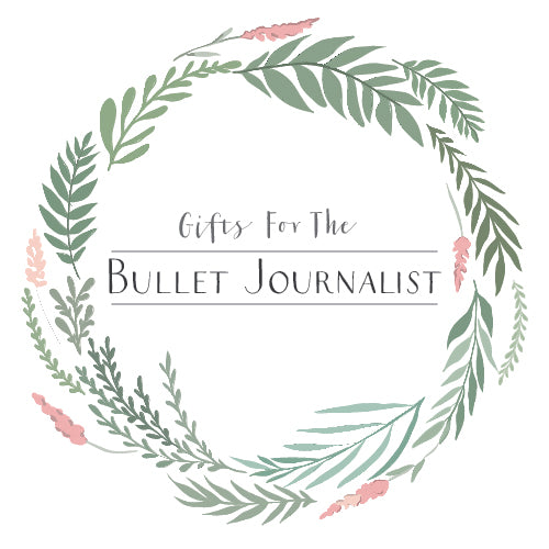 Gift Guide for Women Who Like to Bullet Journal