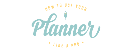 Learn how to use your weekly planner, fitness log, meal planner or journal