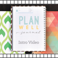 Video to set up your hard cover journal