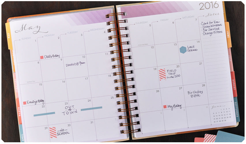 liveWELL Planner from inkWELL Press | Planners for Women