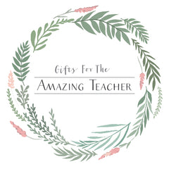 Gift Guide for Finding the Perfect Teacher Gift