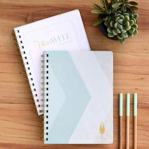 Hard Cover Notebook for Bullet Journal or Notes