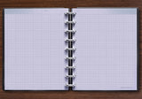 360 Disc Planner Gridded Notes