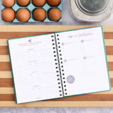 Holiday Meal Planning in the Menu Planner by inkWELL Press
