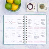 Weekly Menu Planner for Women