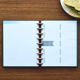360 Disc Planner Dot and Meal Inserts Sample