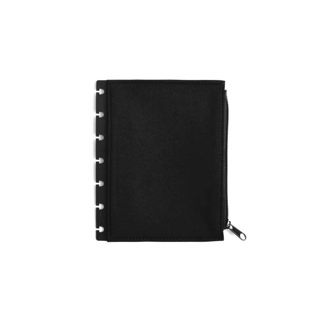 Black Zipper Pouch for 360 Disc System from inkWELL Press