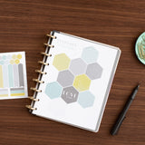 WATERCOLOR STICKER SHEETS