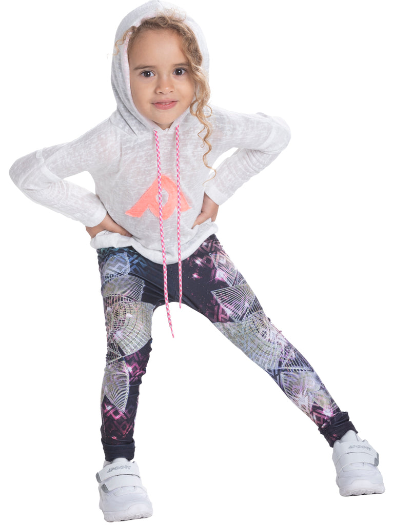 Leggings Deportivos 14301 Asana Kids