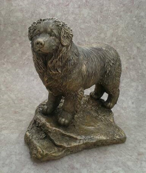 Bernese Mountain Dog Sculpture