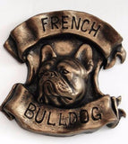 French Bulldog Plaque Magnet