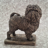 Affenpinscher Sculpture