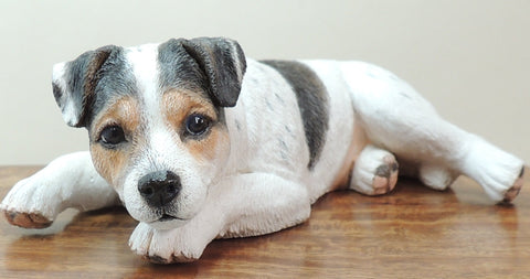 Jack Russell Terrier Cremation Urn for Ashes