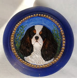 Cavalier King Charles Spaniel Keepsake box