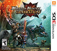 Monster Hunter: Generations (Game Only)