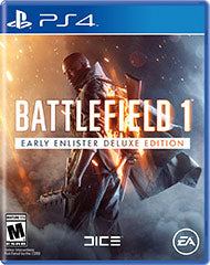 Battlefield 1: Early Enlister Edition (Complete)