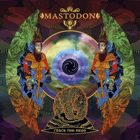 Mastodon - Crack the Skye (New)