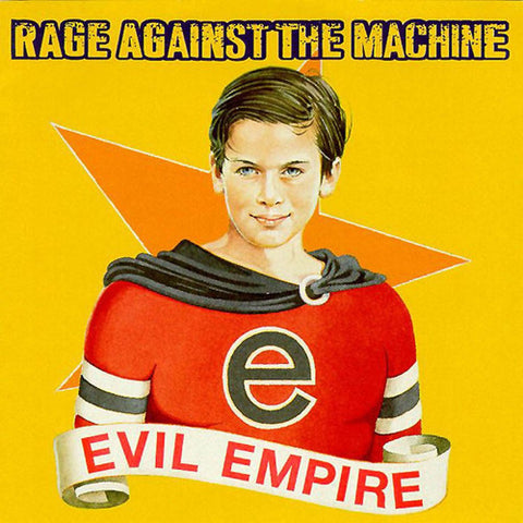 Rage Against the Machine - Evil Empire (New)