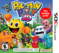 Pac-Man Party 3D (Game Only)