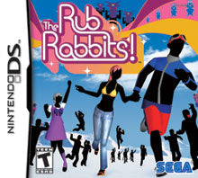 The Rub Rabbits (Game Only)