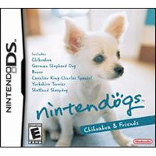 Nintendogs: Chihuahua & Friends (Complete)