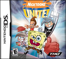 Nicktoons Unite (Game Only)