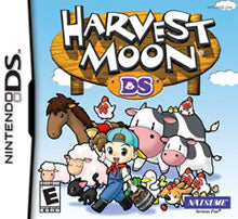 Harvest Moon DS (Complete)