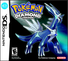 Pokemon: Diamond (Complete)