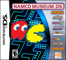 Namco Museum (Complete)