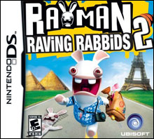 Rayman: Raving Rabbids 2 (Game Only)