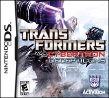 Transformers: War For Cybertron Decepticons (Game Only)