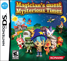 Magicians Quest: Mysterious Times (Game Only)