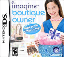 Imagine: Boutique Owner (Complete)
