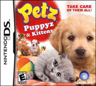 Petz: Puppiez & Kittenz (Game Only)