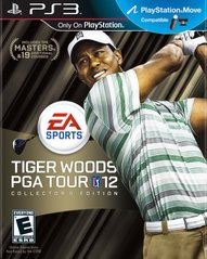 Tiger Woods PGA Tour 12 (Collector's Edition/No Manual)