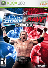 WWE: Smackdown Vs. Raw 2007 (Complete)