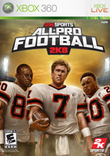 All-Pro Football 2K8 (Disc Only)