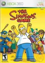 The Simpsons Game (Disc Only)