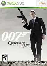 007: Quantum of Solace (No Manual)