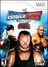 WWE Smackdown VS Raw 2008 (Complete)