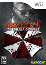 Resident Evil: The Umbrella Chronicles (No Manual)