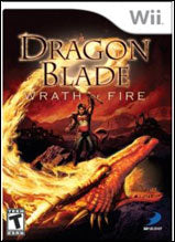 Dragon Blade: Wrath of Fire (No Manual)